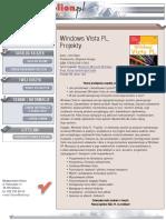 Windows Vista PL. Projekty