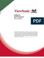 Projector Manual 6272