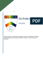 CU Pride Resource Guide