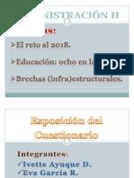 Admnistracion ..El Peru