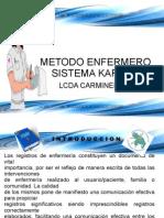 METODO  ENFERMERO CARMINELLY