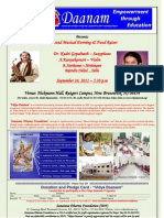 Kadri Gopal Carnatic Concert