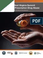 Tomblin, Goodwin Unveil Report on Combating Prescription Drug Abuse