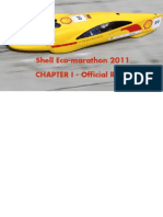 SEM Rules 2011 Final