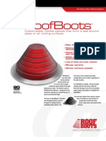 Roof Boots
