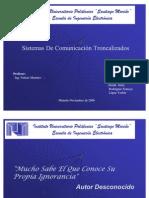 Sistemas De Comunicación Troncalizados