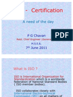 3. ISO by PGC  7th June 11