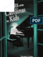 Ghosts of the Carolinas for Kids by Terrance Zepke