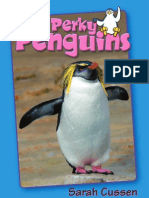 Those Perky Penguins by Sarah Cussen