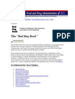 FDA Bad Bug Book