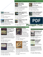 September 2011 for the Florida Humanities Council FORUM magazine