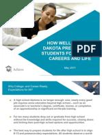North Dakota State Education Data Profile - May 2011
