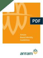 Antam Brand Identity Guidelines
