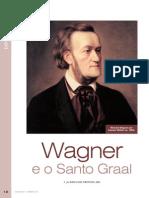 Wagner e o Santo Graal - Rosa Cruz