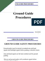 Ground Guiding