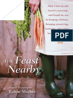 Excerpt and Recipes from The Feast Nearby by Robin Mather