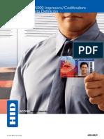Catalogo de Especificaciones Impresora Hdp5000