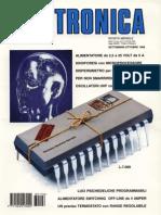 Rivista Nuova Elettronica n (196)