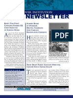 Hoover Institution Newsletter - Fall 2002