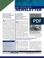 Hoover Institution Newsletter - Fall 2002
