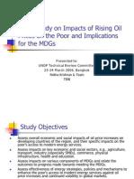 Oil Price Impacts