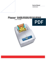 Xerox Phaser 8560 Service Manual