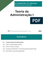 4.2.Teoria Da Administrao i 2010 - Taylor e a Administrao Cientfica-3 Fayol-4 e Weber-5