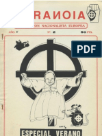 Paranoia nº 2 (Verano 1989)