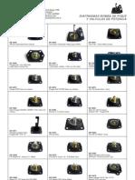 Catalogo Carburacion e Inyeccion VARIOS