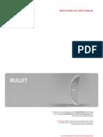 Flexifoil Bullet Inst2004
