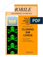 A Complete Guide to Sim Clonin | Subscriber Identity Module