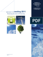 BNEF Green Investing 2011 Reducing the Cost of Financing[1]