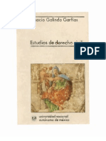 Estudios de Derecho Civil - Ingnacio Galindo Garfias - PDF