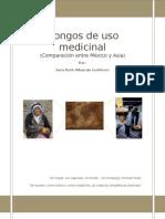 Los hongos y su uso medicinal en México y Asia escrito