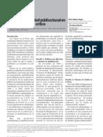 15 - Desafios de La Salud Publica Bucal en El Peru