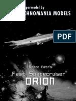 Orion Scheloske