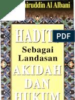 eBook - Hadits Sebagai Landasan Aqidah Dan Hukum