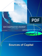 Chapter 11 - Sources of Capital