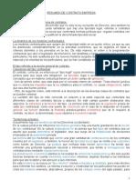 Resumen De_contrato Empresa Del Libro de Lorenzetti