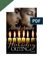Astrid Amara - Holiday Outing
