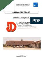 Rapport de Stage Complet
