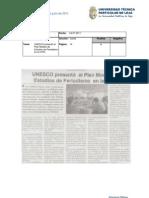Informe de Prensa Del 22 Al 29 de Julio de 2011