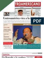 Periódico El Centroamericano septiembre