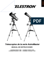 Manual Celestron 130 EQ