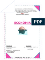 Trabajo de Economia 5to Sem