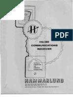 Ham Marl Und HQ-160 Manual