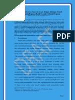 Web-Based Decision Support System dengan Jaringan Syaraf Tiruan untuk Deposan Bank Syariah