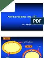 antibioticos UTI