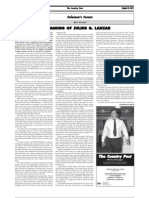 Julius Lanzar Country Post