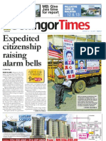 Selangor Times Aug 12-14, 2011 / Issue 37